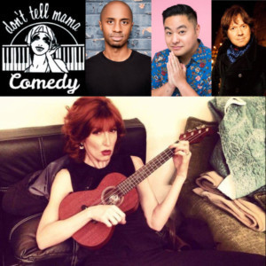 Erin Maguire To Headline Don't Tell Mama Comedy In Redhead! Running!