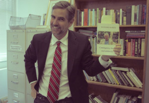 Publisher And CSUN Student Sebastian Schug Credits A Professor For Inspiring His Career