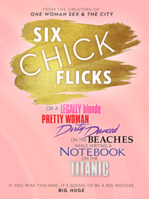 SIX CHICK FLICKS... Heads to the Tank for NYC Run