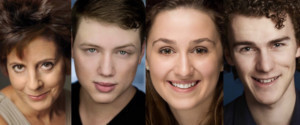 Mary Setrakian, Eric Anthony Lopez, Katie Routson & William Toft Lead LET THE SUN SHINE At Sydney Opera House