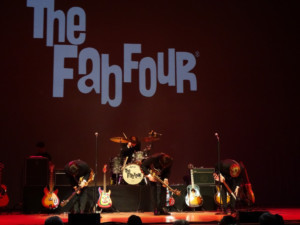 Emmy-Winning Beatles Tribute Band The Fab Four To Headline Levitt Pavilion