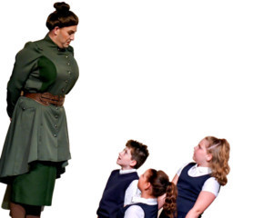 MATILDA Comes To Town Theatre In July!