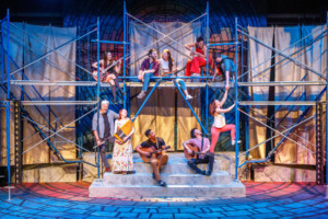 GODSPELL Opens Playhouse Theater Season With Full Company Of Actor-Musicians