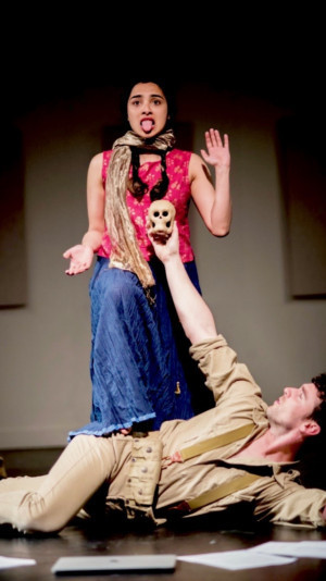 APOLOGIES TO THE BENGALI LADY Sets Premiere At The Tank