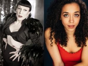 ALICE IN WONDERLAND: AN X-RATED MUSICAL FANTASY To Hold Industry Reading Starring Alanna Saunders And Joey Arias