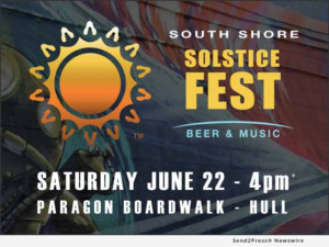 Solstice Events Launches Hyperlocal Beer And Music Festival With Music And Food Native To South Shore