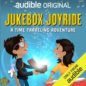 The Pop Ups Team Up With Audible For JUKEBOX JOYRIDE