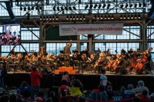 Oakland Symphony Announces 11th Annual Independence Eve Celebration Concert