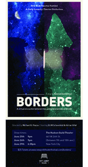 Dirty Laundry Theatre Presents BORDERS