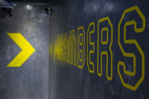 Gingerline Presents Immersive Dining Experience CHAMBERS_