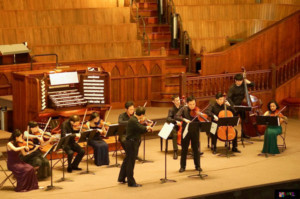 OGCMA Presents Solisti Ensemble At The Great Auditorium