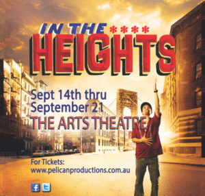 IN THE HEIGHTS Comes to Adelaide