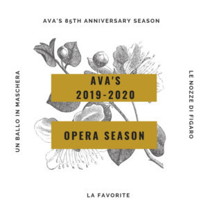 Academy Of Vocal Arts Announces 2019-2020 Performance Season
