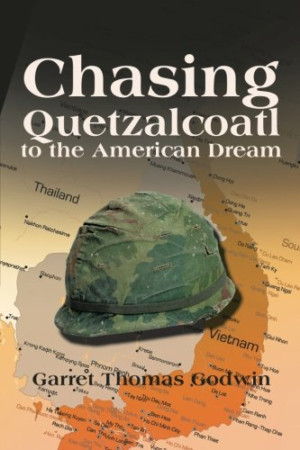 Author Garret Thomas Godwin Promotes His Novel, Chasing Quetzalcoatl To The American Dream