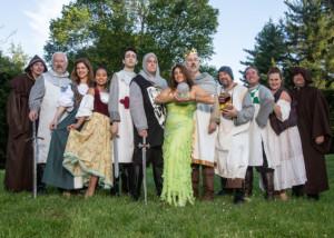 SPAMALOT Opens 35th Season At Danbury's Musicals At Richter June 28-July 13