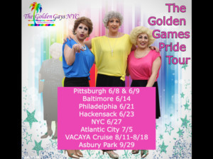 THE GOLDEN GAMES: A Golden Girls Musical Game Show Comes To Philly!