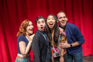 I LOVE YOU, YOU'RE PERFECT, NOW CHANGE Opens At Saint Michael's Playhouse