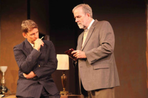 DIAL M FOR MURDER Now At Westport Community Theatre Through June 23rd