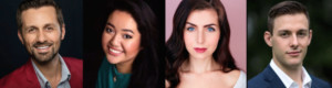 Justin John Moniz, Rhealee Fernandez, Sara Law, And John Tibbetts To Lead Cast Of HPAF's COMPANY