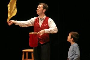 Summer Theatre Of New Canaan Presents MAGIC EVAN'S MAGIC SHOW