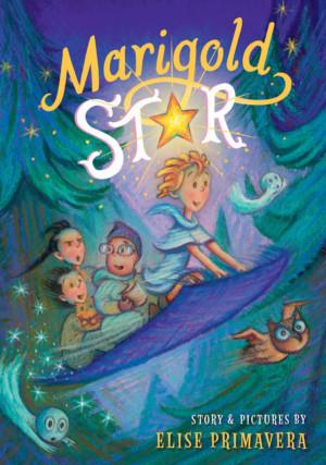 Elise Primavera Pens New Fantasy Novel MARIGOLD STAR