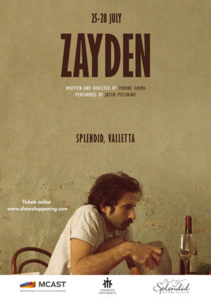 Maltese Play ZAYDEN to Play The Splendid In July