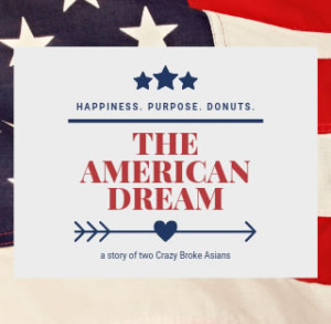 THE AMERICAN DREAM: TWO CRAZY BROKE ASIANS to Play The Duplex