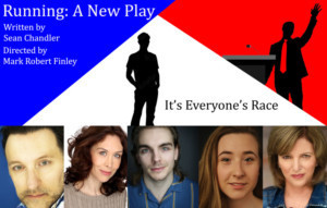 Meet The Cast Of The 2019 New York Theater Summerfest's  RUNNING: A NEW PLAY