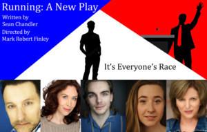 Meet The Cast Of The 2019 New York Theater Summerfest's  RUNNING: A NEW PLAY