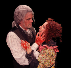The Barn Theatre Presents SWEENEY TODD