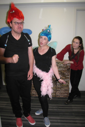 SKETCHY ADVENTURES IN THE ENCHANTED FOREST Debuts At Toronto Fringe