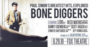 BONE DIGGERS: ALL-STAR PAUL SIMON EXPLORATION Comes To Fox Theatre In August