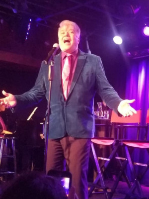 Richard Skipper Celebrates 40 Years In NYC At St. Luke's Theatre, August 5