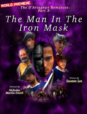 THE MAN IN THE IRON MASK Comes to Hudson Warehouse