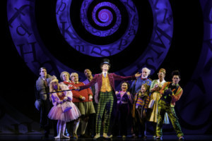 CHARLIE AND THE CHOCOLATE FACTORY Closes in Three Weeks