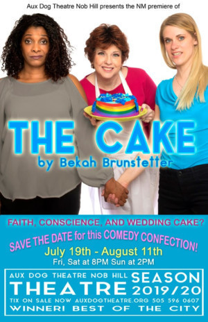 THE CAKE By Bekah Brunstetter Opens July 19th For A Mid-Summer Treat
