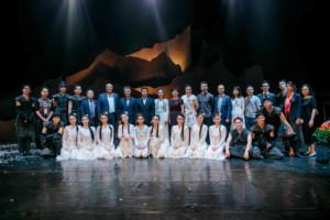 Hong Kong Dance Company's THE LEGEND OF MULAN Tugged On Belarusian Audiences' Heartstrings