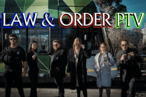 LAW & ORDER PTV Comes to The Butterfly Club