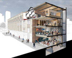 The Old Vic Announces Development Of A New Arts Hub