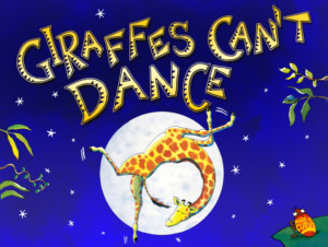 GIRAFFES CAN'T DANCE Comes to Curve and Rose Theatre Kingston