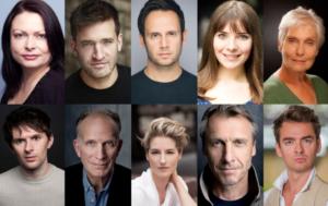 Full Cast Announced for Agatha Christie's ZERO HOUR