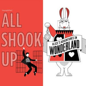 ALL SHOOK UP And ALICE'S ADVENTURES IN WONDERLAND Announced At Grand Rapids Civic Theatre