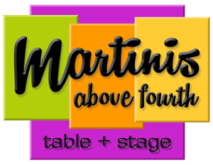 Martinis Above Fourth August 2019 Show Listings Announced