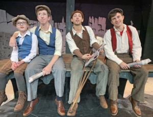 NEWSIES Comes to Millbrook Playhouse