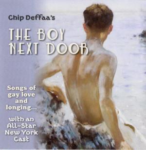 Stephen Bogardus And More Star In New Album THE BOY NEXT DOOR