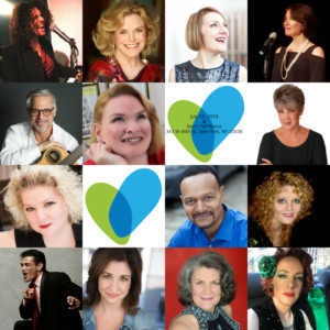 Carole Demas and Sarah Rice Join Infinite Joy Cabaret Benefit for The Joyful Heart Foundation to End Domestic Violence