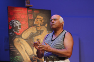 New Village Arts Presents A WEEKEND WITH PABLO PICASSO