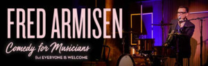 Fred Armisen Will Tour Australia