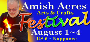 Arts and Crafts Festival, The Forerunner Of Amish Acres, Celebrates 57 Years