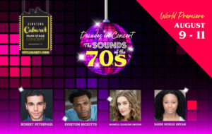World Premiere Musical DECADES IN CONCERT to Open at Downtown Cabaret Theatre